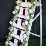 Vintage Ladders Table Plan