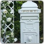 Post Box & Arch