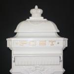 Vintage Post Box Full Size (Close up)